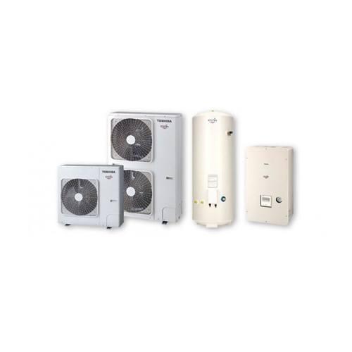 Toshiba Estia Split Tip Isı Pompası 11 Kw – HWS-1104-3TR