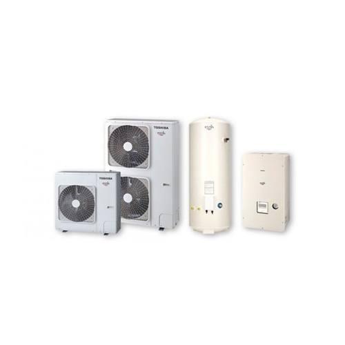 Toshiba Estia Split Tip Isı Pompası 11 Kw – HWS-1104-6TR