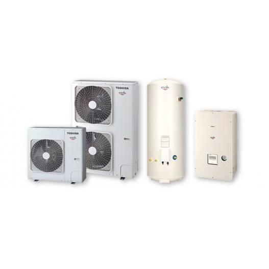Toshiba Estia Split Tip Isı Pompası 16 Kw – HWS-1605-3TR