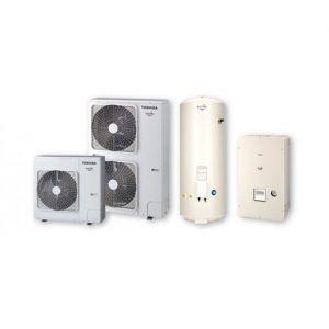 Toshiba Estia Split Tip Isı Pompası 8 Kw – HWS-804-3TR