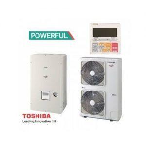 Toshiba Estia Powerful Tip Isı Pompası 8 Kw – HWS-P804-3TR